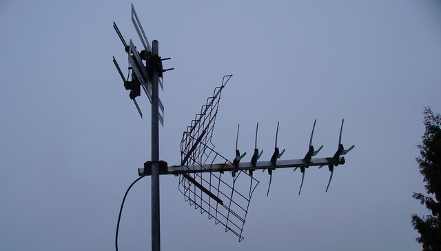 Central Auckland TV Aerial Installations | Freeview UHF TV