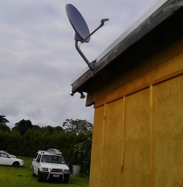 kumeu-satellite-dish-installation