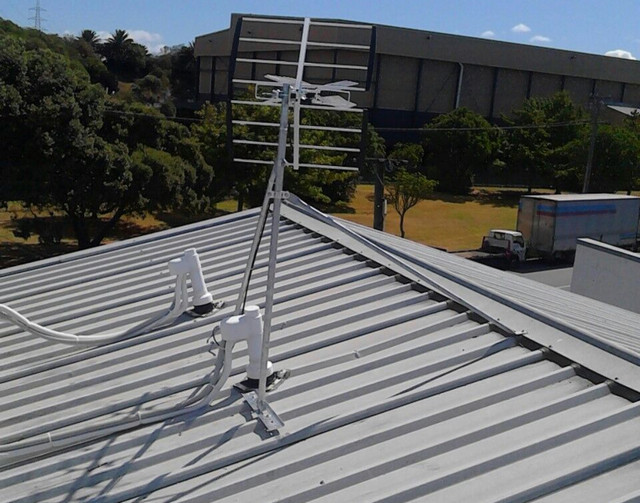 onehunga-aerial-roof-installation