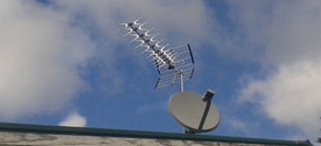 New UHF Installation