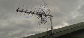 Old UHF Signal Repairs