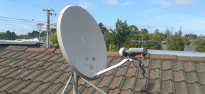 Sky Dish Alignment & Repair